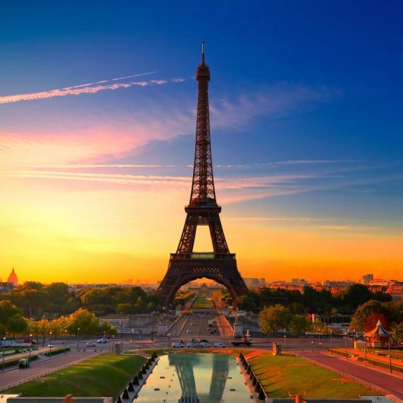 City-Of-Paris-France-Eiffel-Tower